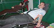 Toroslar'da Kan Bağış Kampanyası