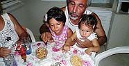 Torunlardan Doğum Günü Kutlaması