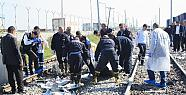 Mersin'de Tren Kazası: 1 Ölü
