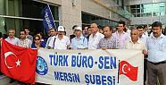 Türk Büro-Sen ve Bes Üyelerinden 'Zam'...