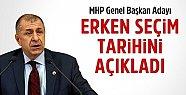Türkiye Kasım Ayında Erken Seçime Gidiyor