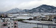 Ve Sonunda Mersin'e Yılın İlk Kar'ı Yağdı