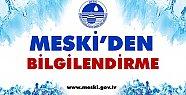 Yenişehir İlçesinde Su Kesintisi Uygulanacak...