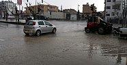 Yoğun Yağmurlar Mersin'de Yaşamı Felç Etti.