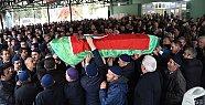 Yurttaki Yangında Ölen Çocuk ile Eğitmen Mersin'de Toprağa Verildi