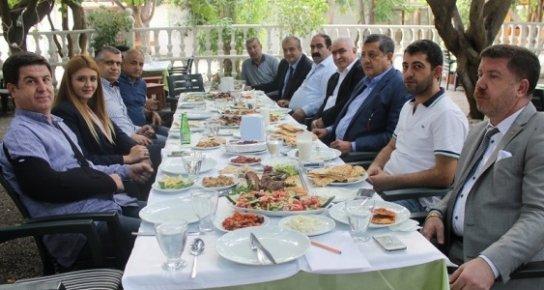 Tofed Heyeti Mersin'de