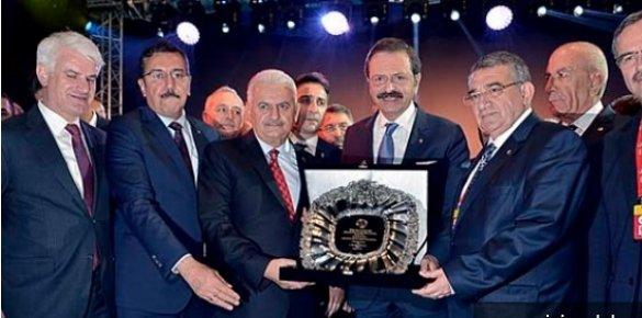 TOOB Genel Kurulunu Mersin'den Abdullah Özdemir Yönetti.