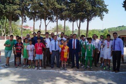 """""""Toroslar'dan Suriye'ye Dostluk Köprüsü Futbol Turnuvası"""""""
