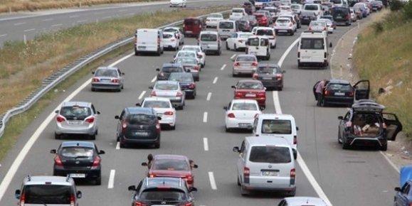 Trafik Tescil Şubesi'nde POS Cihazı Dönemi