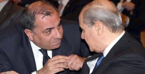 'Tuğrul Türkeş'i AK Parti'ye Bahçeli Gönderdi