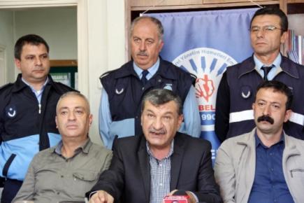 Tüm Bel-Sen, Mersin Büyükşehir'e Dava Açacak