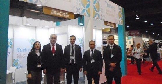 Türkiye Firmaları  Chicago Fuarına Katıldı