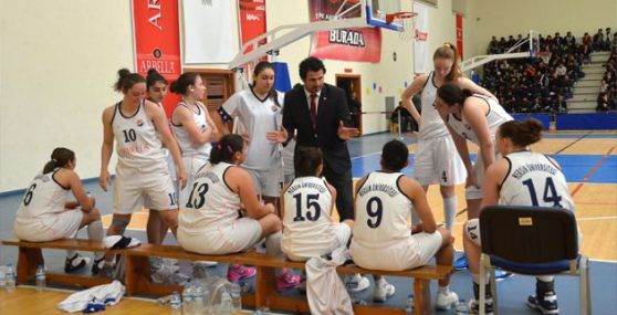 Türkiye Kadınlar Basketbol 2.Ligi