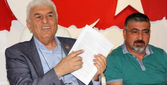 Türkiye Muhtarlar Derneği Genel Başkanı Özünal Mersin'de