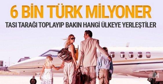 Türkiye'den 6 Bin Milyoner Tası Tarağı Toplayıp Gitti