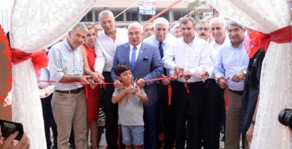 Türkiye'nin İlk ve Tek Güneş Park Enerji Kompleksi'nin Birinci Etabı Açıldı