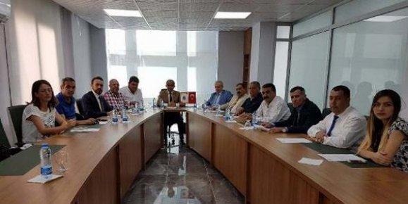 Ulusal Turunçgil Konseyi Erdemli'de Toplandı