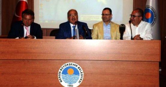Uluslararası Kardeş Şehirler Turizm Zirvesi Mersin'de