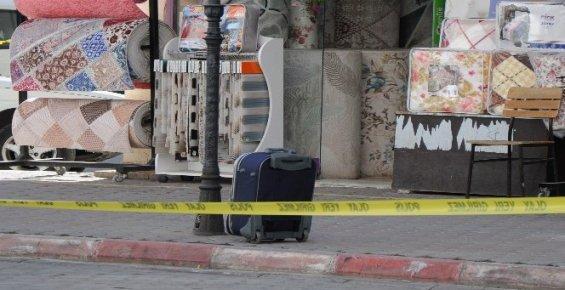 Unutulan Bavul Bomba Paniğine Neden Oldu