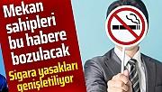Bakanlık Duyurdu! Sigara Yasağı Genişliyor