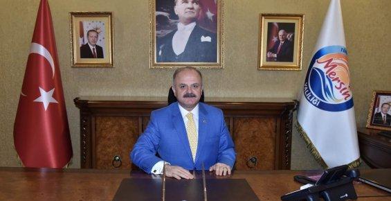 Vali Çakacak'tan 19 Mayıs Atatürk'ü Anma, Gençlik Ve Spor Bayramı Mesajı