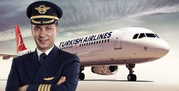 Yabancılardan Sonra Türk Pilotlarda Kaçıyor