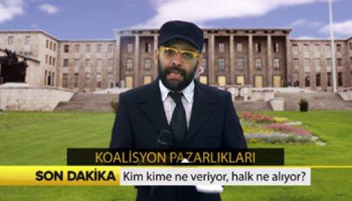 Yandaş TV'den Gülme Garantili Koalisyon Hesabı