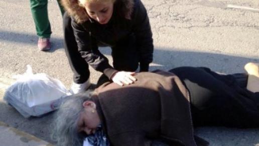 Yaşlı Kadınlara Çarpıp Ölüme Terk Etti