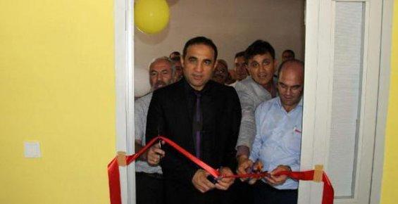 Yatılı Okulda Kütüphane Açıldı