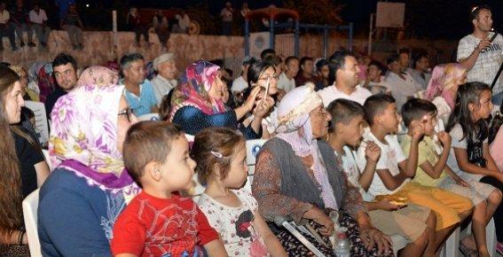 Yaylacılar 'Yaz Şenlikleri'nde Eğlendi