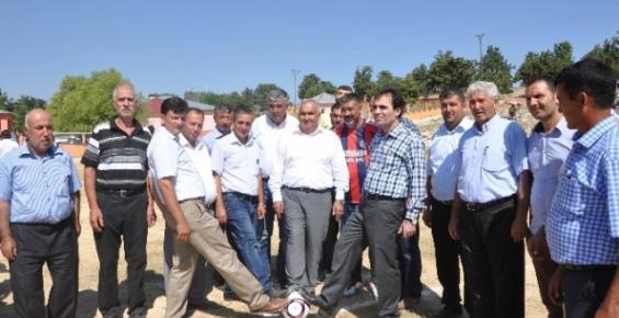 Yaylada Futbol Şöleni Başladı