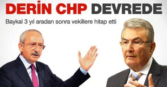 Yeni Anayasa Derin CHP'yi Harekete Geçirdi