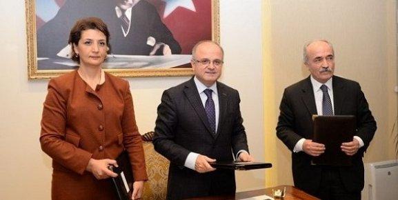 Yenişehir Belediyesi Amtem'i Bakanlığa Devretti