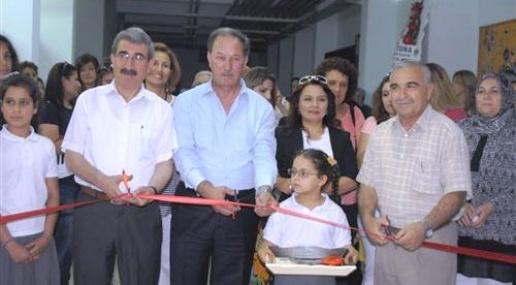 Yenişehir Halk Eğitim Müdürlüğü'nden 'El Sanatları Sergisi'
