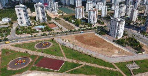 Yenişehir'de Park Atağı