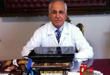 Yine Bir Klasik Dr.Çamak CHP'den Milletvekili Aday Adayı