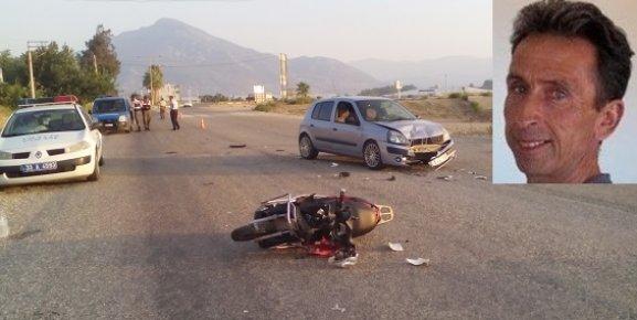Zabıta Memuru Geçirdiği Trafik Kazasında Hayatını kaybetti