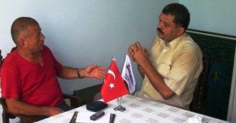 İçel Sanat Kulübü Başkanı Fatih Alkar