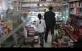 Market Hırsızları Güvenlik Kamerasına Yakalandı.