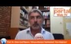 Prof. Dr. Gücü Çed Raporu Akkuyu Buraya Yapılmamalı Diye Bağırıyor