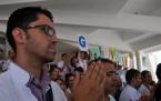 Mersin Üniversitesi'nde Asistan Hekimler İş Bırakma Eylemi Yaptı