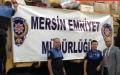 Mersin Polisi depremzedelere yardım elini uzattı