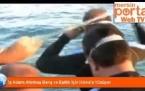İş Adamı Altınbaş Barış ve Eşitlik İçin Kıbrısa Yüzüyor